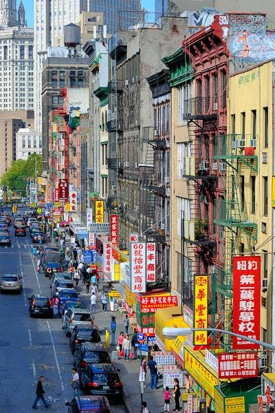 Chinatown Streets