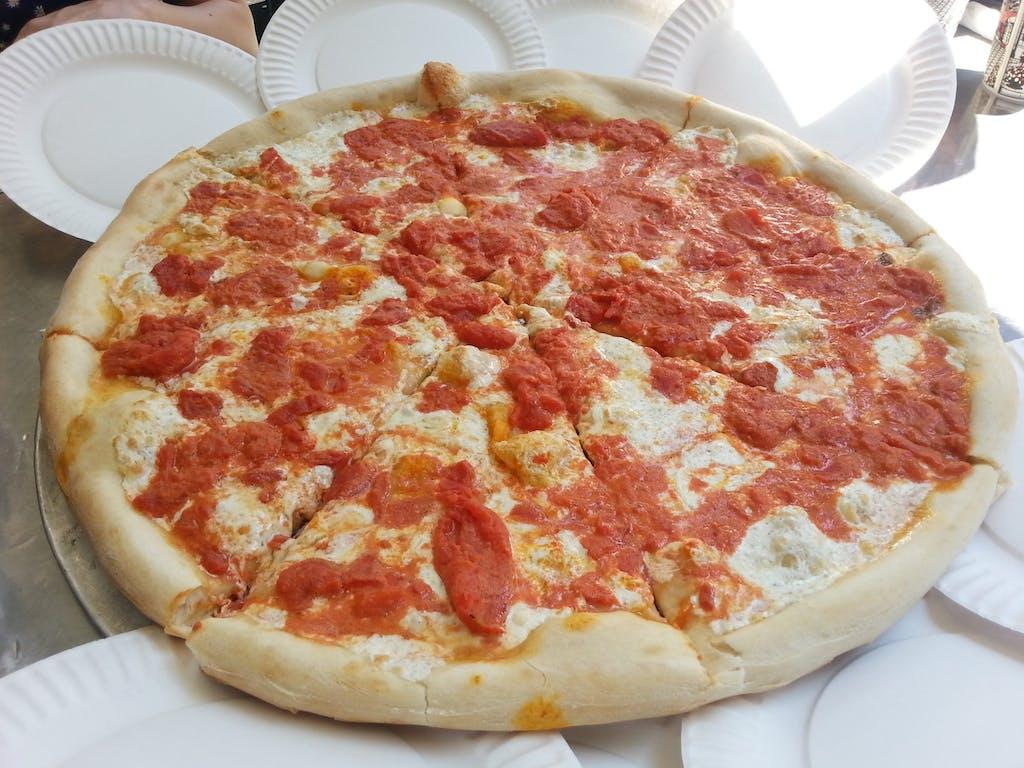 Pomodoro Vodka Pizza Pie