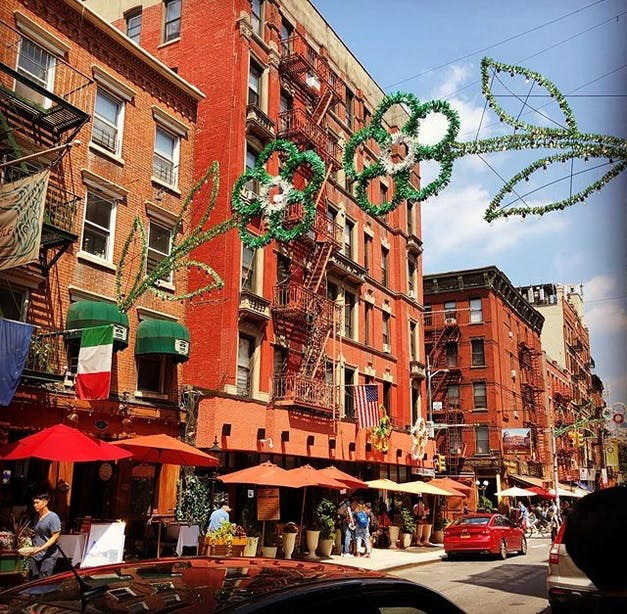 Little Italy August