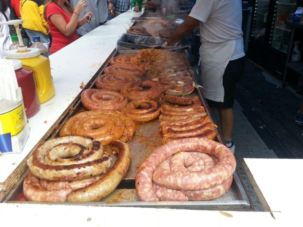 Sausages San Gennaro