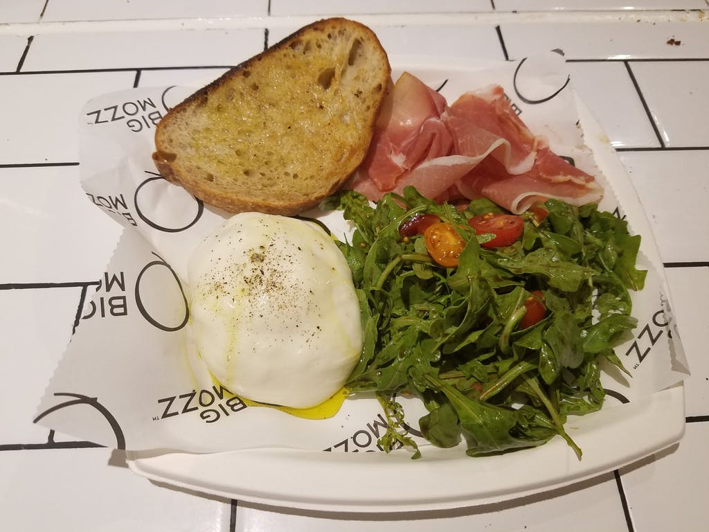 Big Mozz Burrata