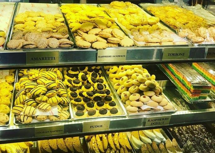 Ferrara Bakery Treats
