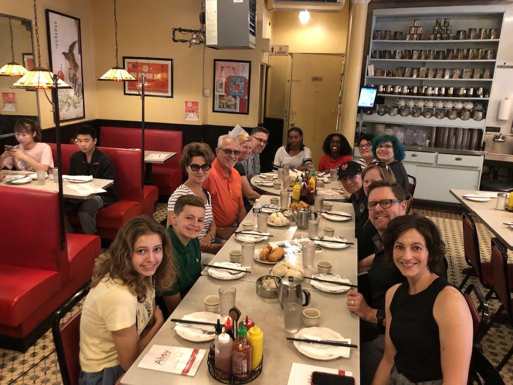 Ahoy New York Food Tour