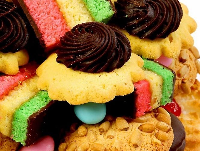 Ferrara Bakery Cookies
