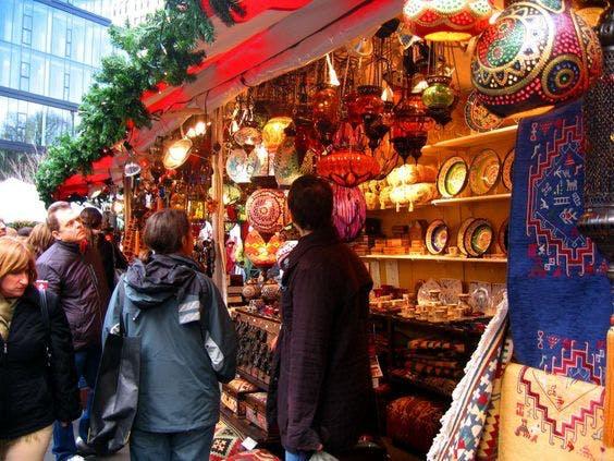 Holiday Markets NYC