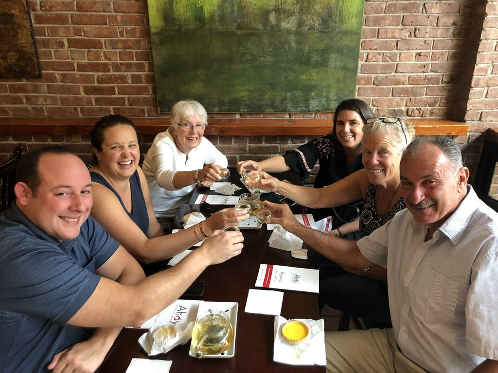 Ahoy New York Food Tours Tea Tasting