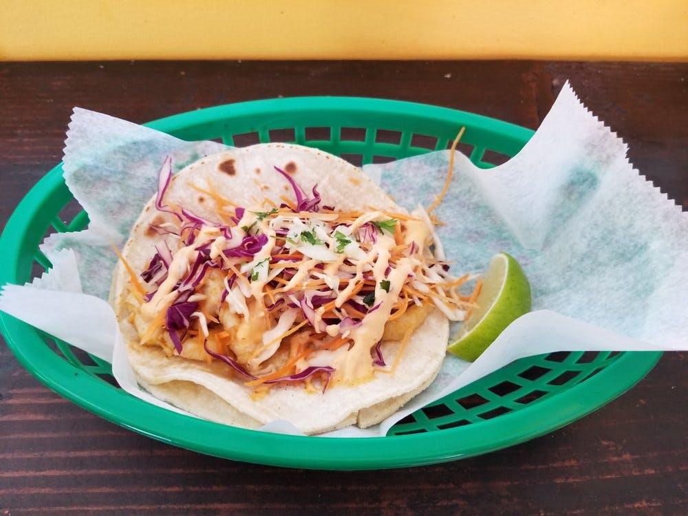 Les Crêpes & Taqueria Fish Taco
