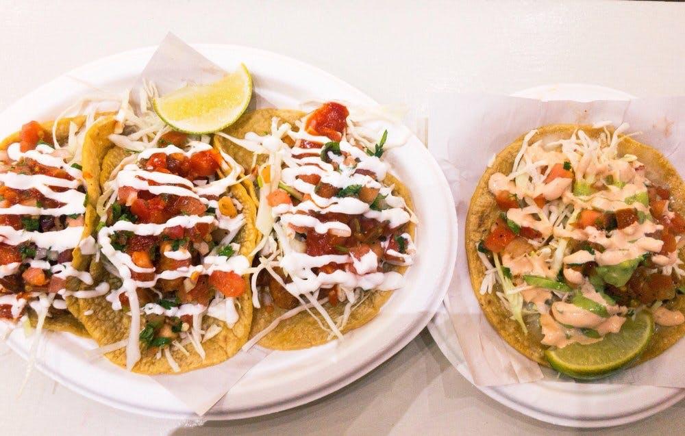 Los Mariscos Tacos