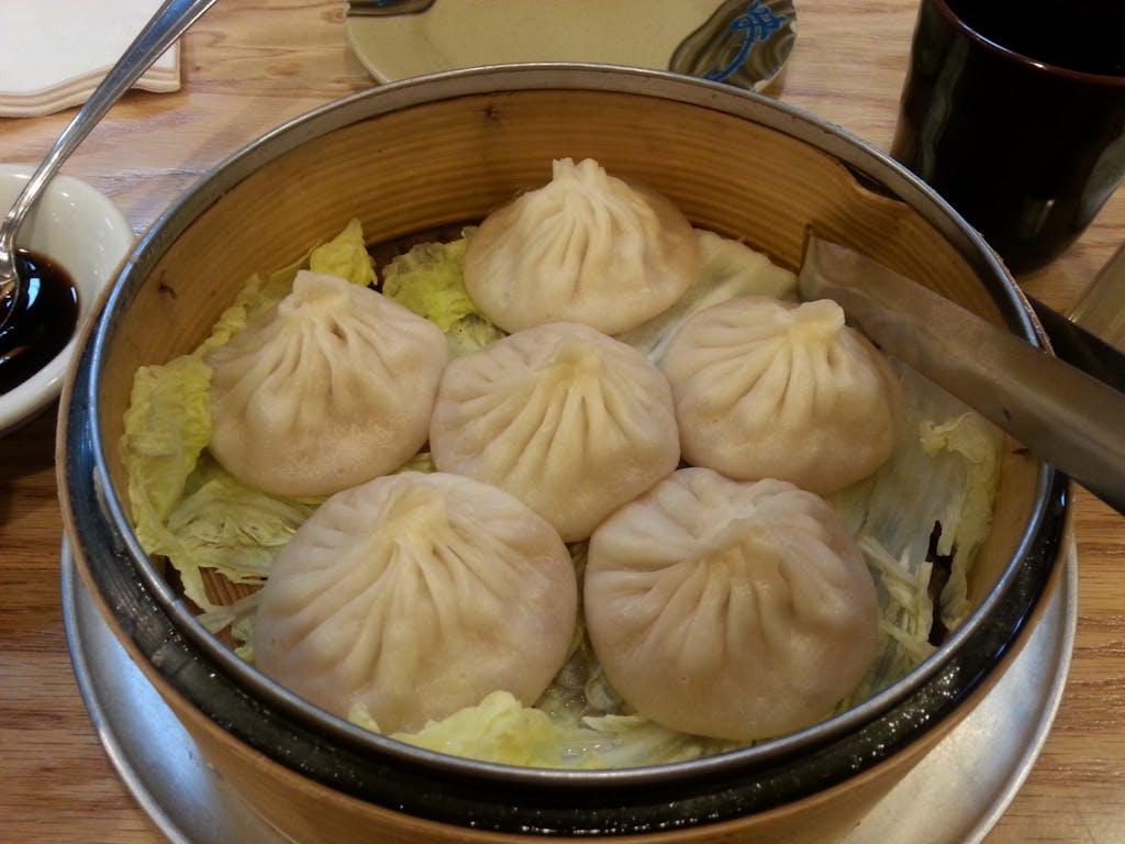 Shanghai Asian Cuisine Shanghai Soup Dumplings 2