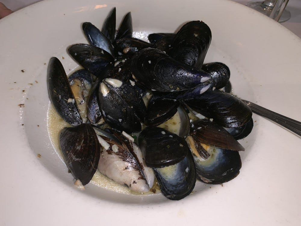 Artie's Steak and Seafood Mussels
