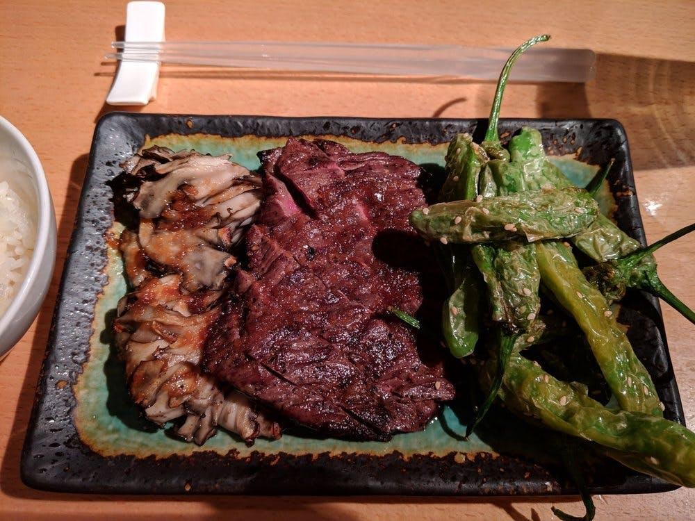 Morimoto Skirt Steak
