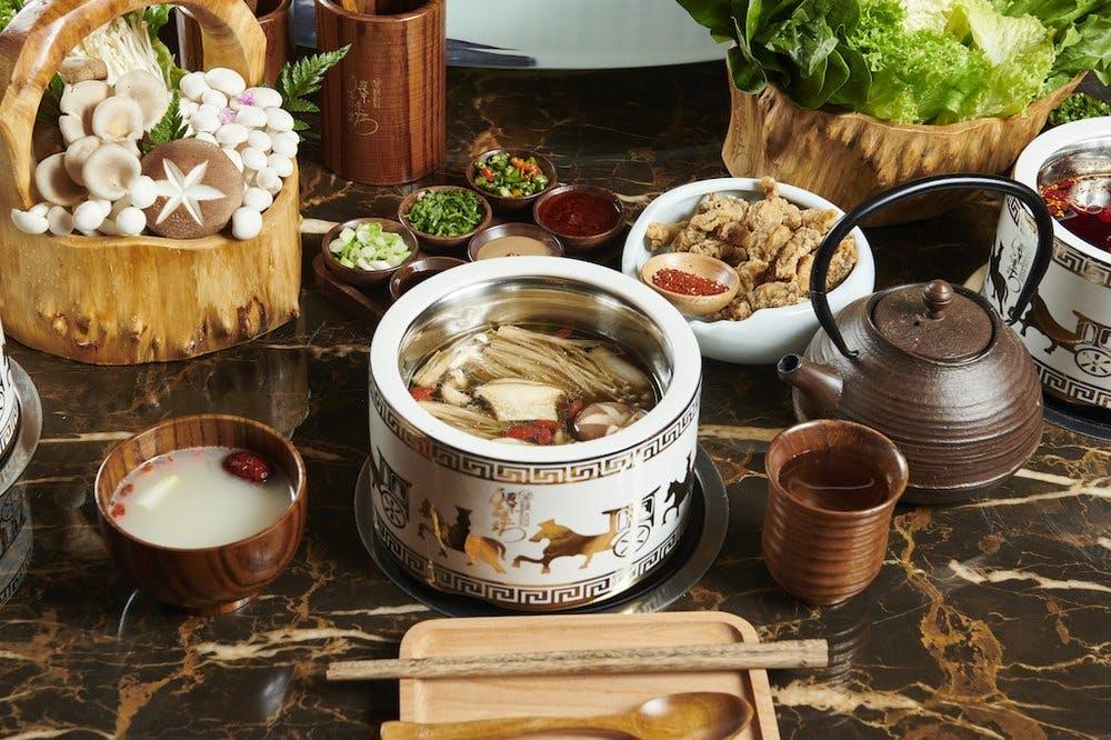 Zhen Wei Fang Hotpot