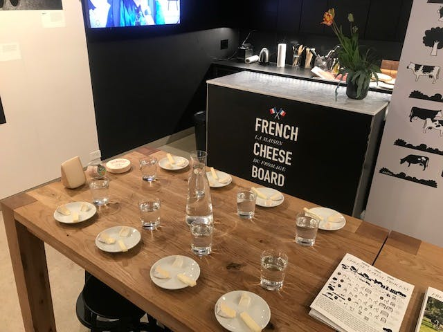 French Cheese Board Tasting