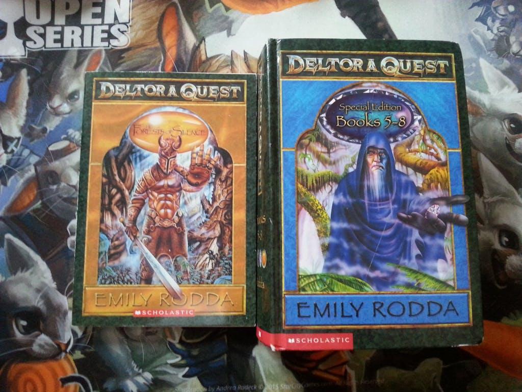 Delatora Quest Books
