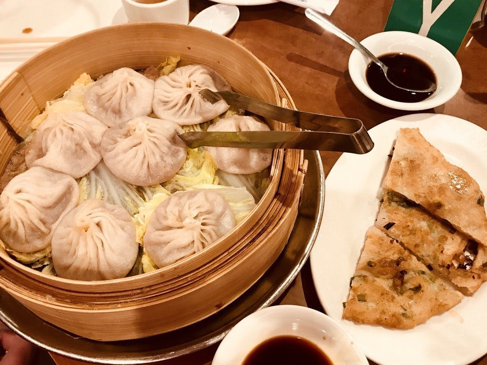 Joe Shanghai soup dumplings