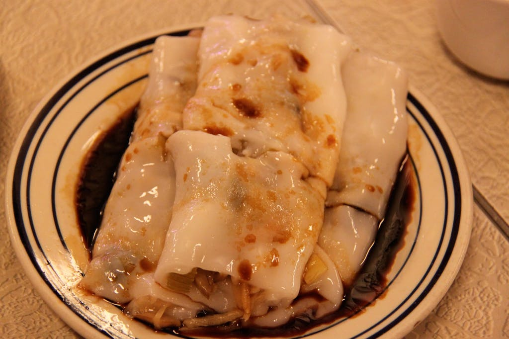 Nom Wah Rice Noodle Roll