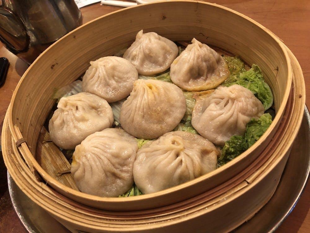 Joes Shanghai Soup Dumpling
