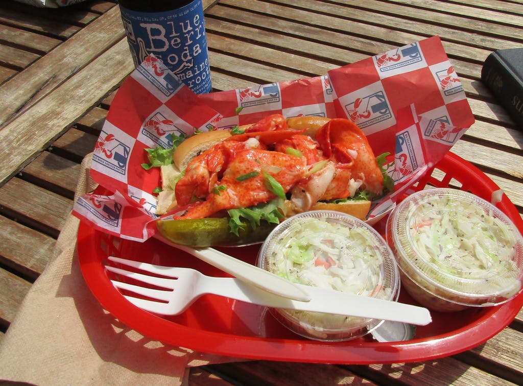 Red Hook Lobster Pound Lobster Roll