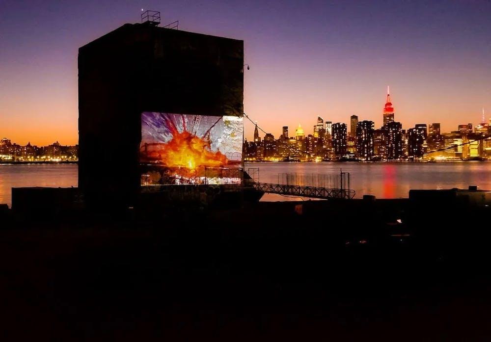 Skyline Drive In NYC