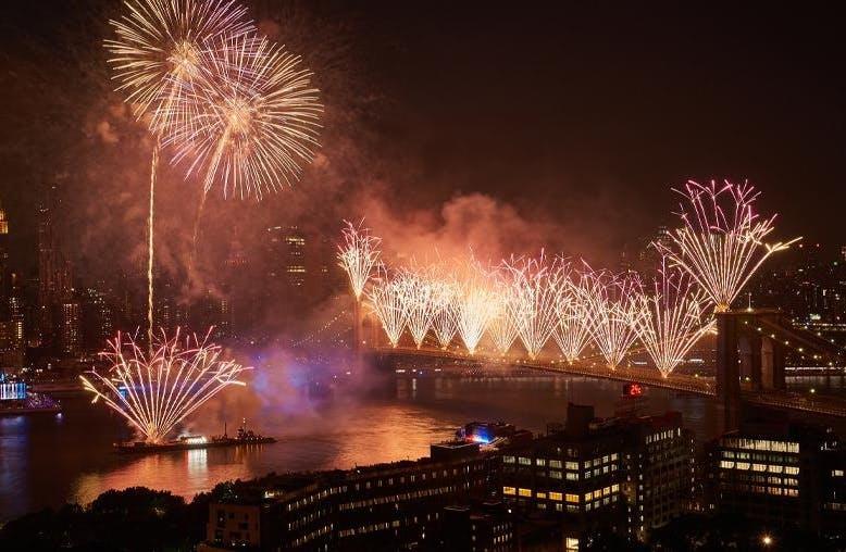 Macys Fourth of July Fireworks