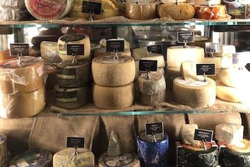Ahoy New York An Italian Feast in Little Italy Italian Cheeses Little Italy