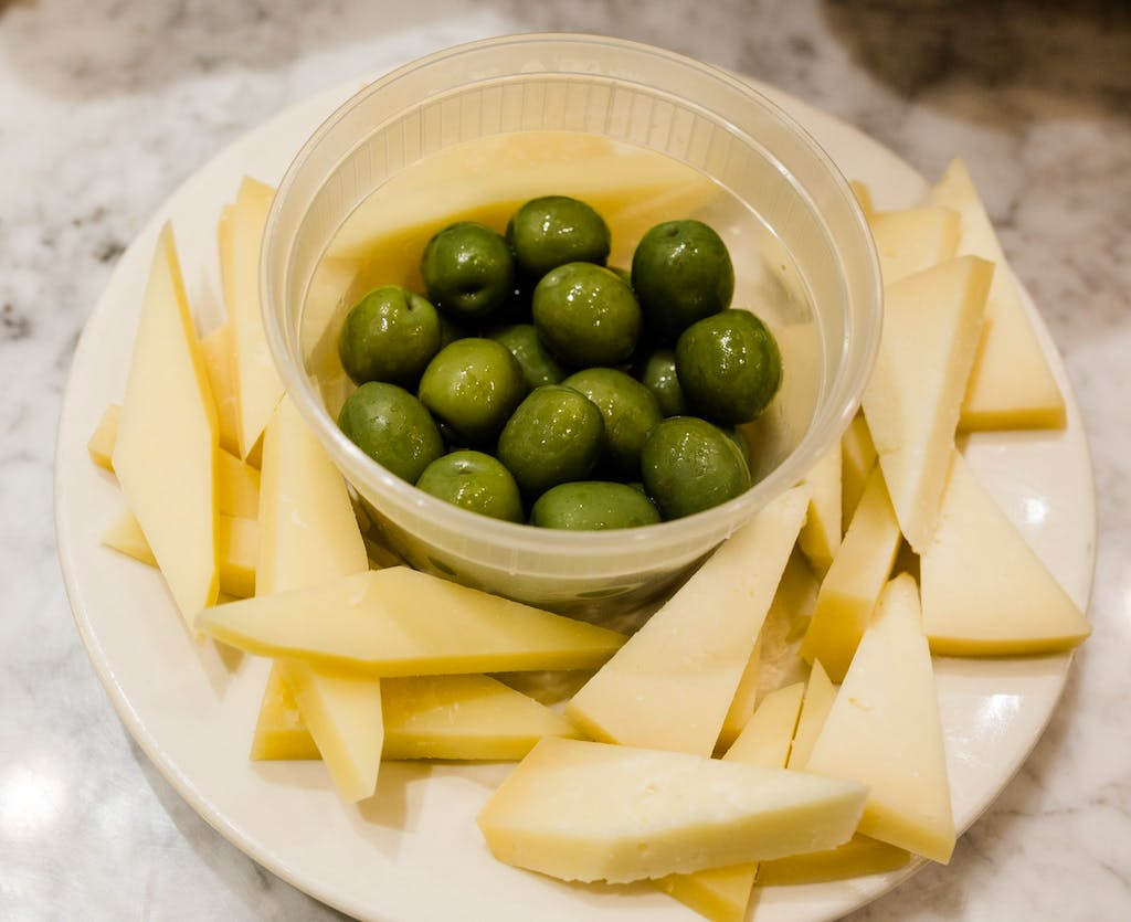 Ahoy New York An Italian Feast in Little Italy Olives and Cheese Tasting