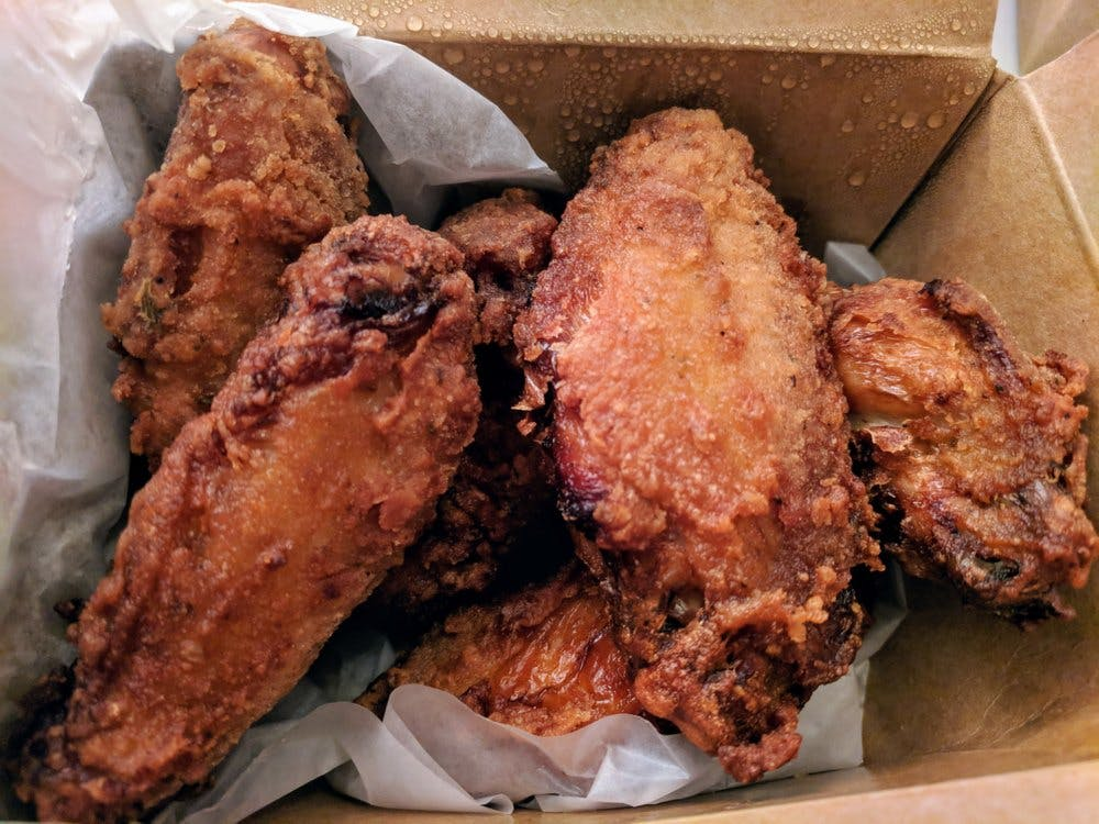 Mister Chicken II Chicken Wings