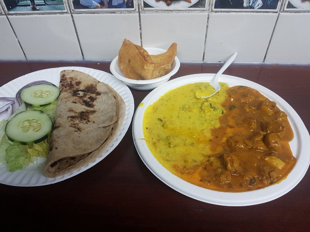 Punjabi Deli Lunch
