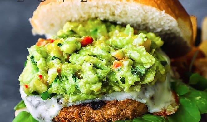 Vegan Love Burger