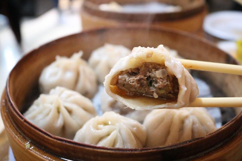 Lhasa Beef Momo