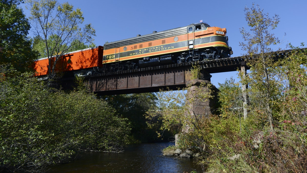 Rides Auto Group >> Bed and Breakfast Train   Wisconsin Great Northern Railroad