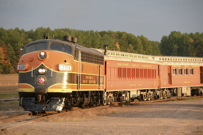 Wisconsin Great Northern Railroad | Train Rides in Trego, WI