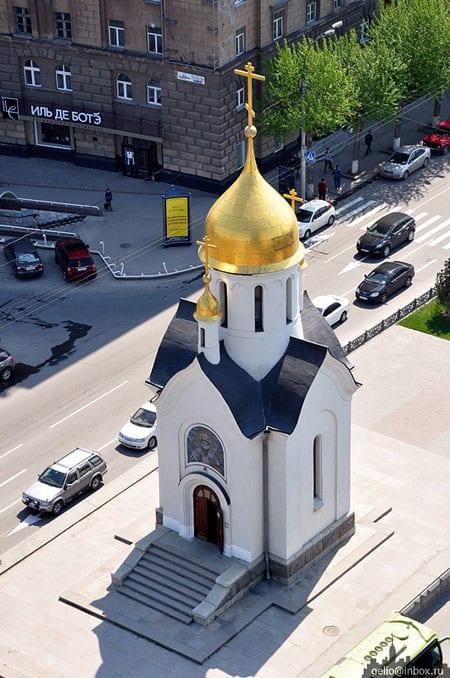 St. Nicolas Chapel Novosibirsk