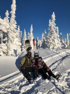 Altai ski
