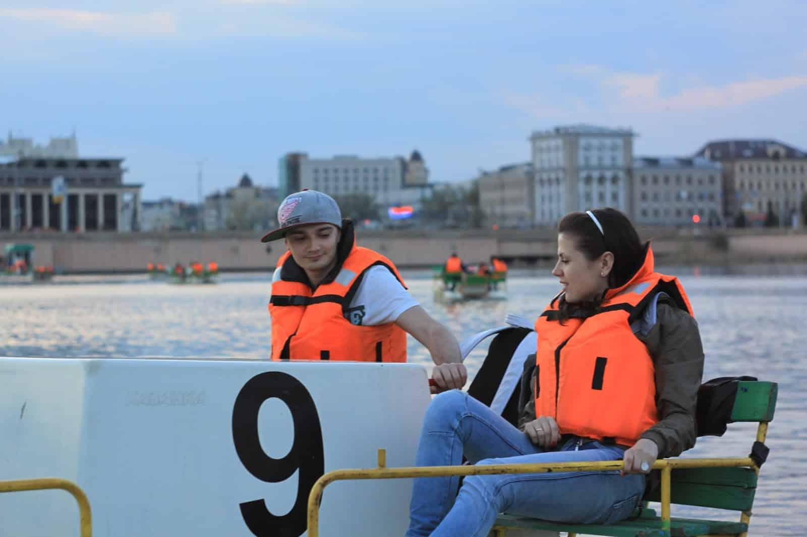 Kazan lake Kaban