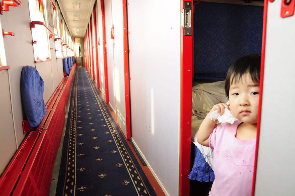 Trans-Siberian Adventure Train