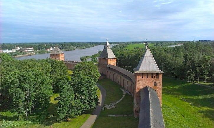 Novgorod Kremlin Russia
