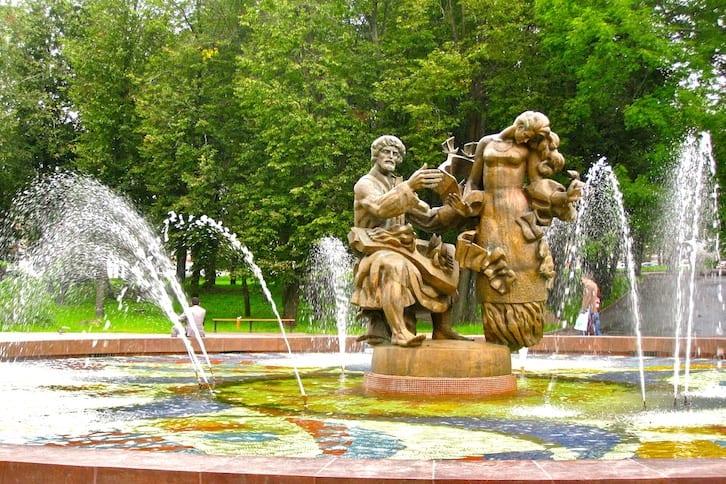 Veliky Novgorod trip
