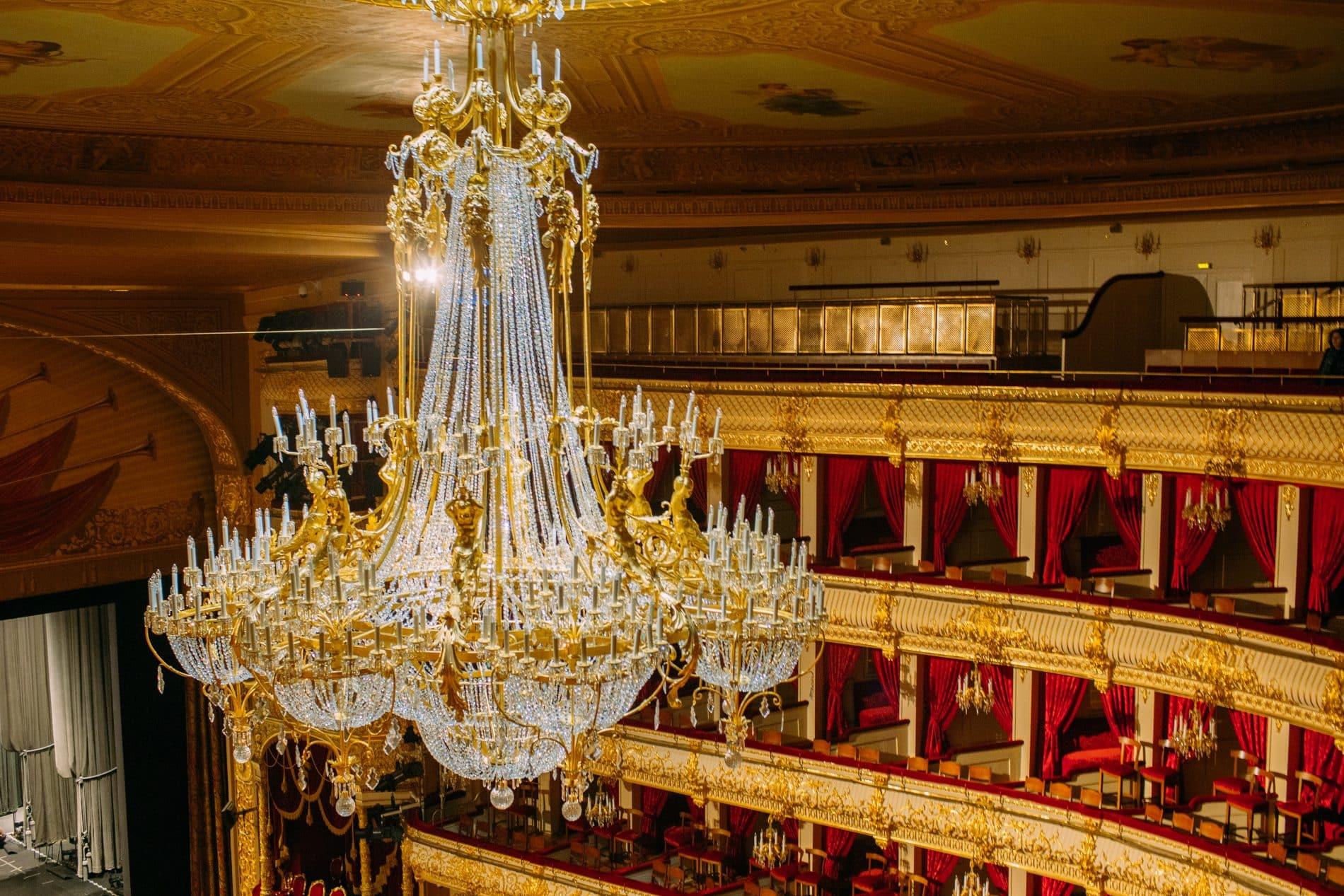 Russian Ballet Bolshoi