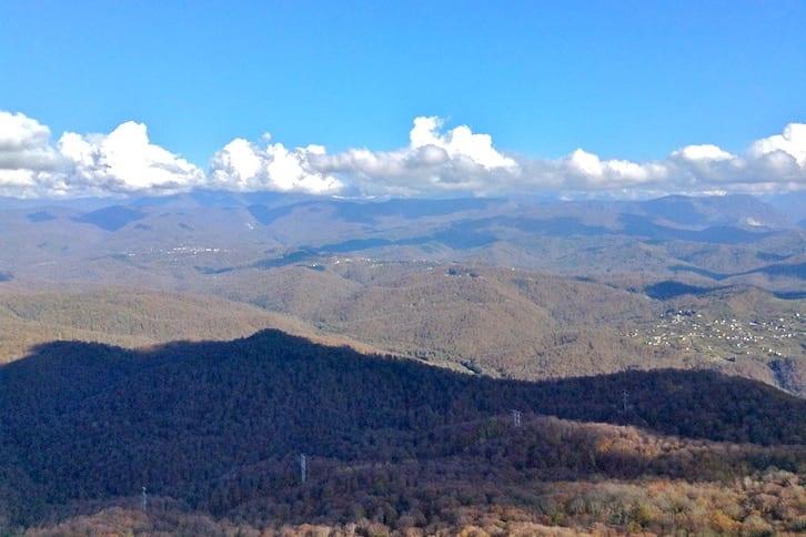 Mountain Akhun Sochi