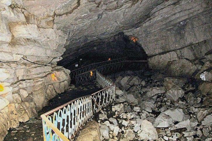 Caves in Sochi