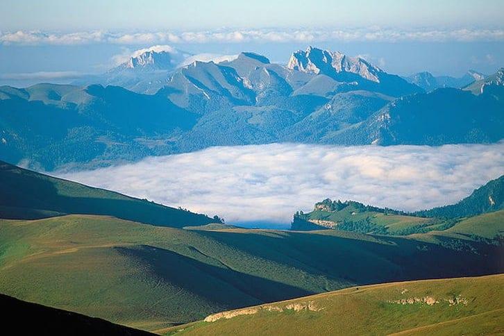 Sochi National Reserve