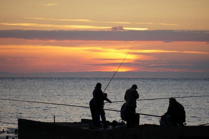 Sochi fishing