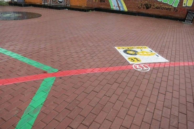 Yekaterinburg art disctict