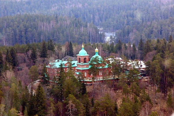 Karelia Russia forest