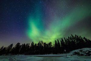 Northern Lights Karelia