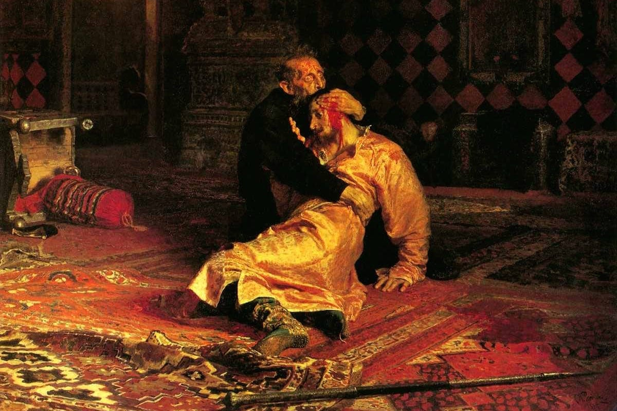 Ivan the Terrible picture