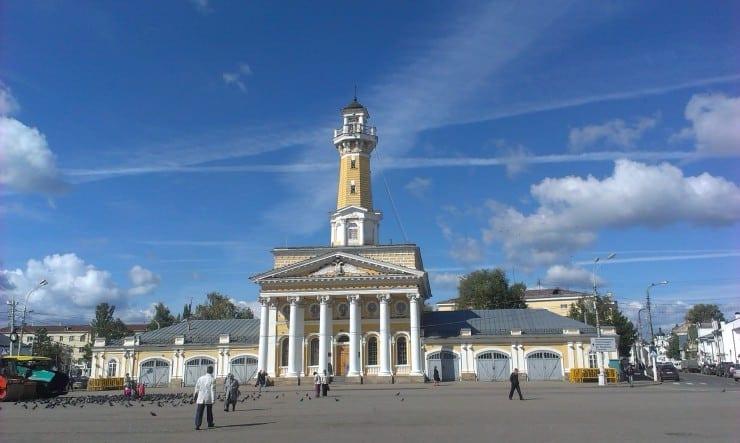 Kostroma city tour