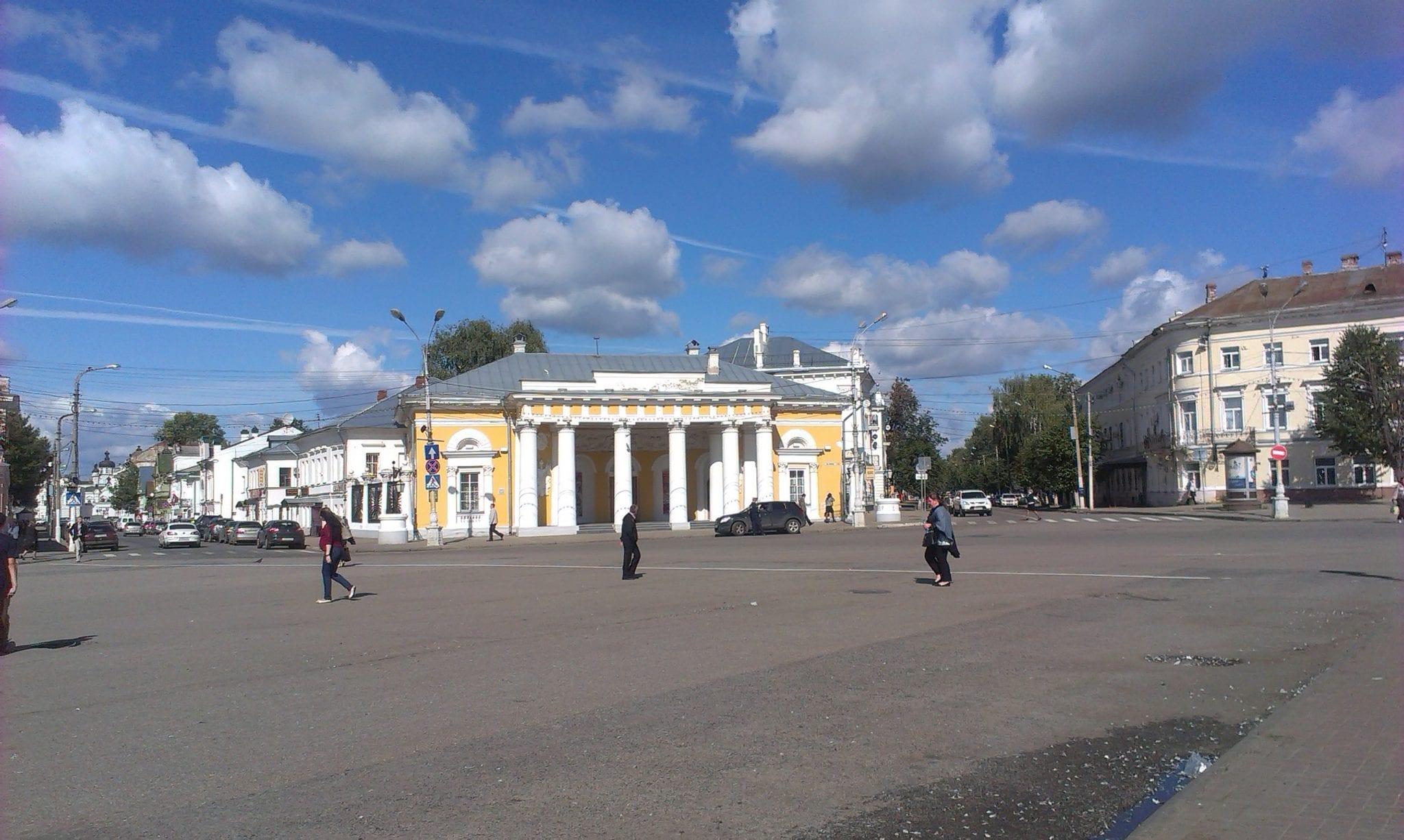 Kostroma local tour