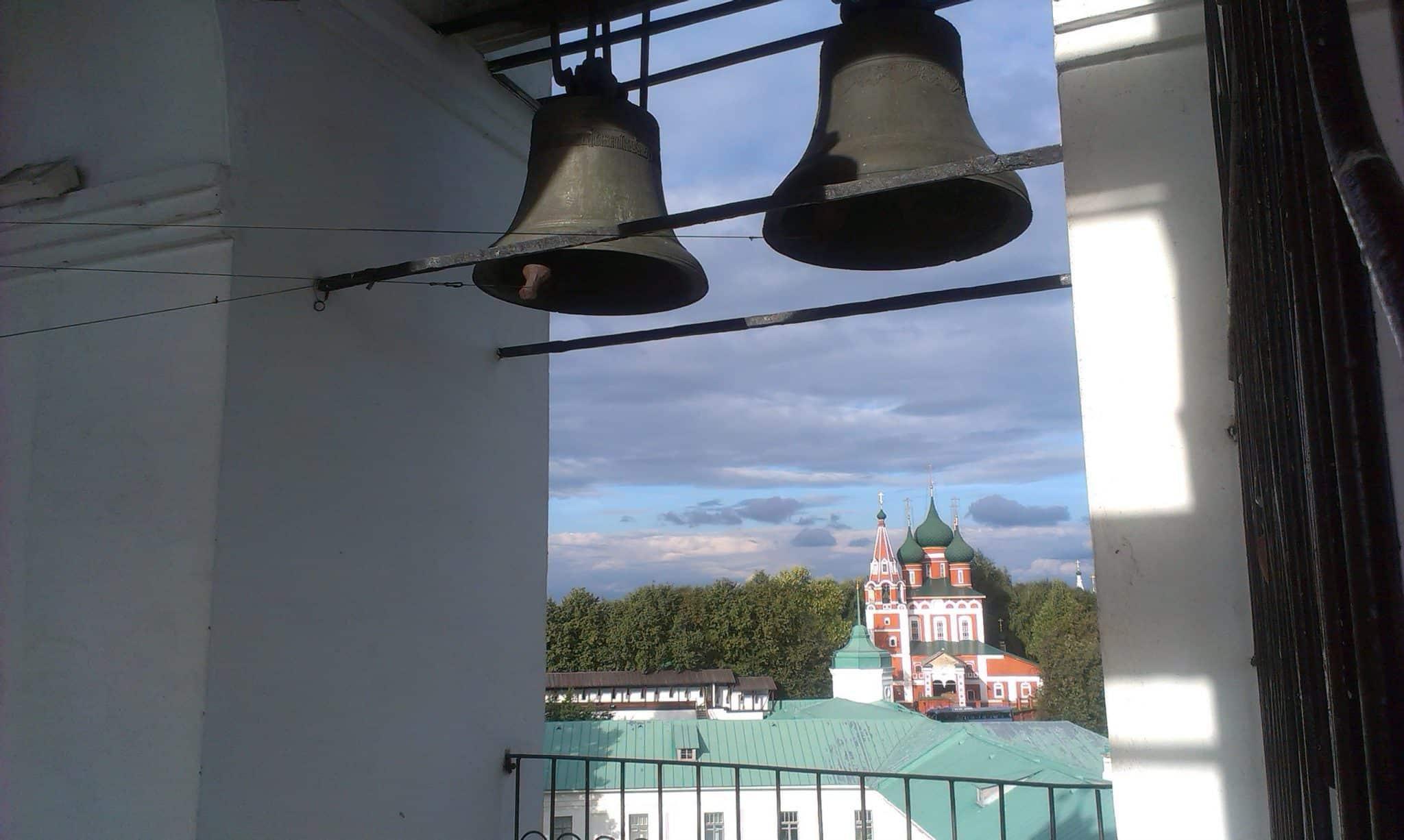 Yaroslavl bells